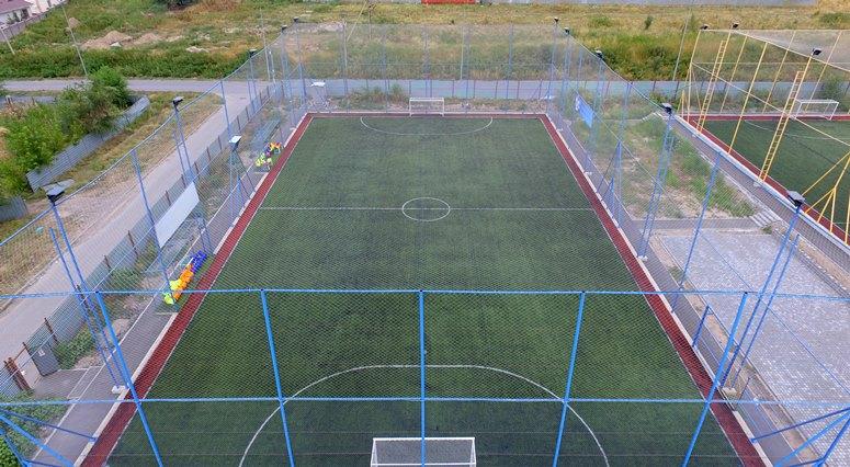 Аренда футбольного поля Каскелен