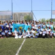 Районный турнир по футболу 2017